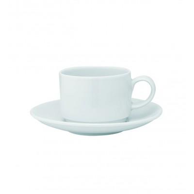Luna - Coffee Cup & Saucer German St. 15cl