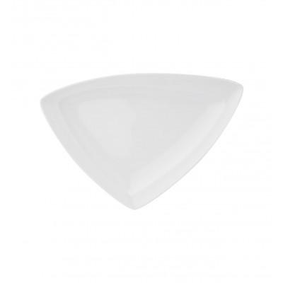 Organic White - Dessert Plate 25