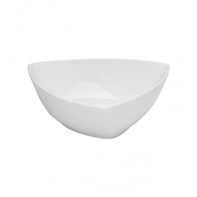 Organic White - Large Salad Bowl 25