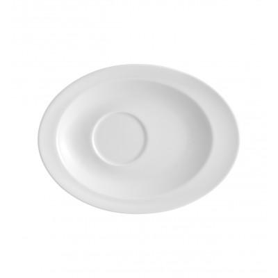Organic White - Coffee/ Tea Saucer