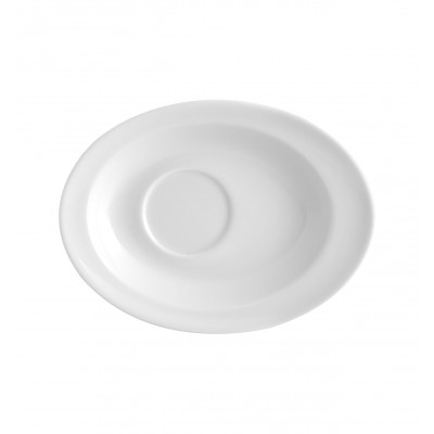Organic White - Coffee Saucer 8cl