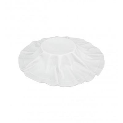 Tecido White - Plate Tecido 28
