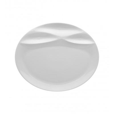 Marés - Medium Oval Plate 30