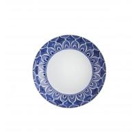 AZURE LUX - Soup Plate 23