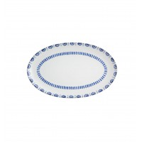 AZURE LUX - Oval Platter 25x16