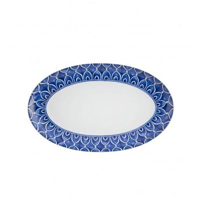 AZURE LUX - Oval Platter 29x18