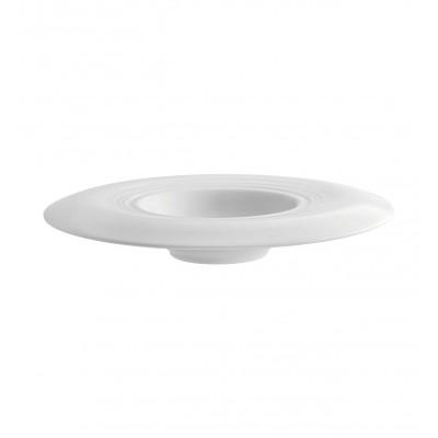 Theatre White - Soup Plate 27
