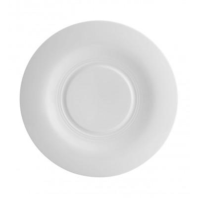 Theatre White - Dessert Plate 25