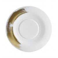 Gold Stroke - Dinner Plate 30