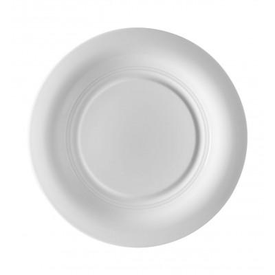 Theatre White - Dinner Plate Large Center 30