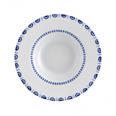 AZURE LUX - Small Pasta Plate 24