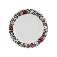 Artville - Dinner plate 30 Red Roses