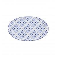 Transatlantica Hotel - Oval Platter 25