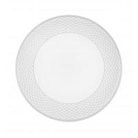 Trasso Hotel - Round Dinner Plate 28