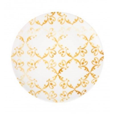Tiles Amarelo - Round Bread & Butter Plate 16