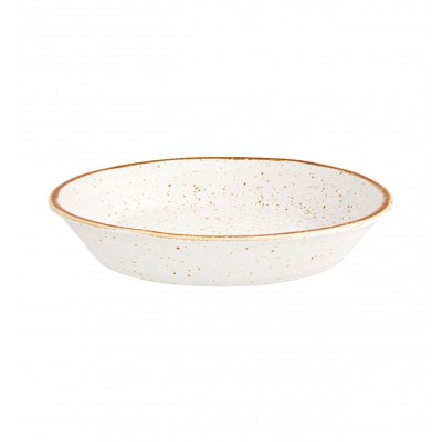 Rustic Blend White - Deep Plate 23 RB WH