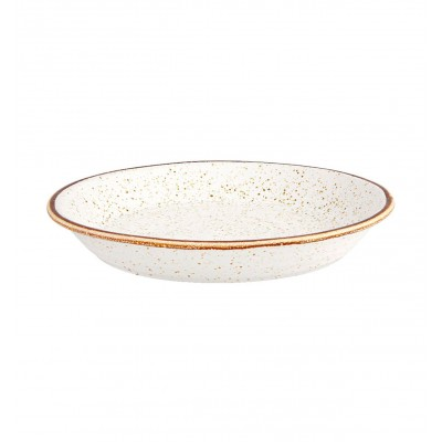 Rustic Blend White - Deep Plate 28 RB WH
