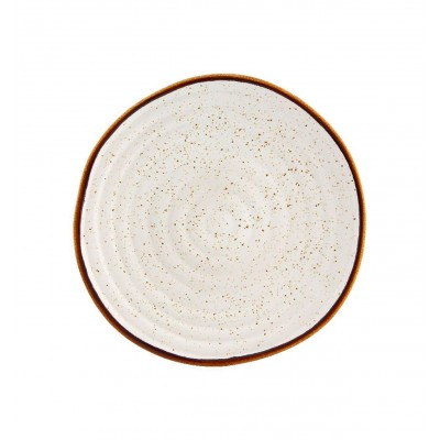 Rustic Blend White - Dinner Plate 28 RB WH