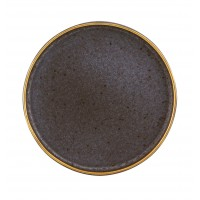 Gold Stone - Bread and Butter Plate 18 Bronze
