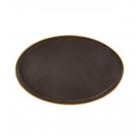 Gold Stone - Oval Platter 41 Bronze