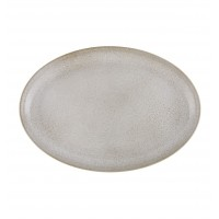 Imperfect White - Oval Platter 40
