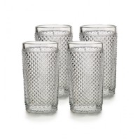 Bicos Incolor - Set with 4 Highballs