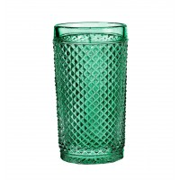 Bicos Verde - Set with 4 Highballs Green