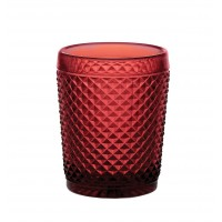 Bicos Vermelho - Set with 4 Old Fashion Red