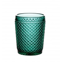 Bicos Verde - Set with 4 Old Fashion Green