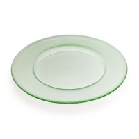 Bicos Verde - Charger Plate Green