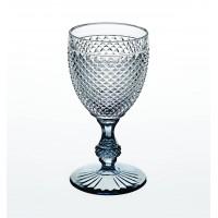 Bicos Bicolor - Goblet with Grey Stem