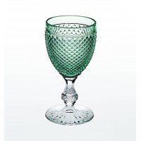Bicos Bicolor - Goblet with Green Top