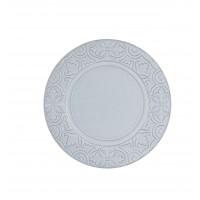 Rua Nova Stoneware - Dinner Plate 28 White Antique