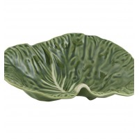 Couve Stoneware - Leaf Crooked 35 Natural