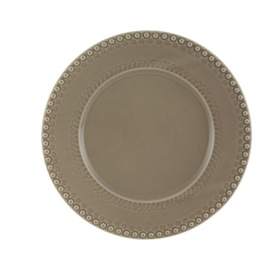 Fantasia Stoneware - Charger Plate 33 Beige