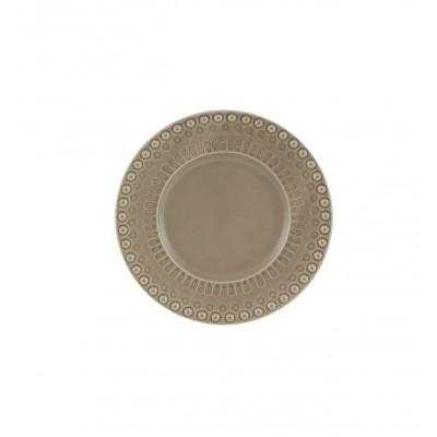 Fantasia Stoneware - Dessert Plate 22 Beige