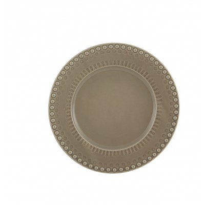 Fantasia Stoneware - Dinner Plate 28 Beige