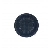 Rua Nova Stoneware - Dessert Plate 21,5 Dark Blue