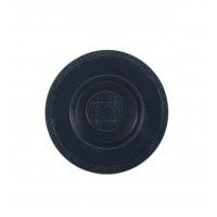 Rua Nova Stoneware - Soup Plate 25 Dark Blue